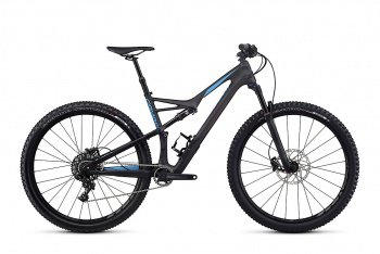 Велосипед Specialized Camber Comp Carbon 29 (2017) / Cерый