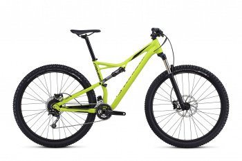 Велосипед Specialized Camber 29 (2017) / Зелёный