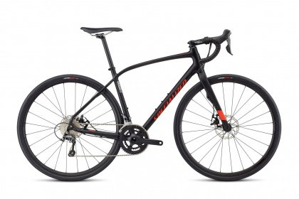 Велосипед Specialized Diverge Elite DSW (2017) / Чёрный