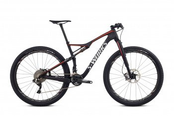 Велосипед Specialized S-Works Epic FSR Di2 (2017), серый