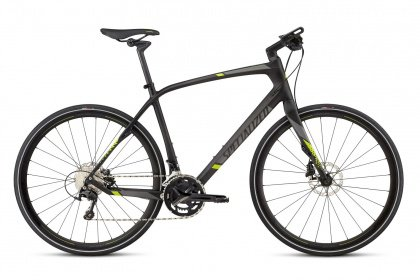 Велосипед Specialized Sirrus Expert Carbon (2017) / Серый