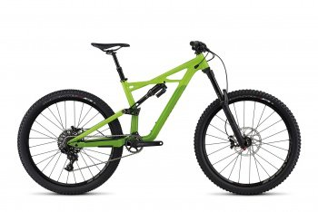 Велосипед Specialized Enduro Comp 650b (2017) / Зелёный