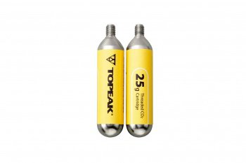 Картридж для насоса Topeak 25G Threaded CO2 Cartridge, 25 грамм