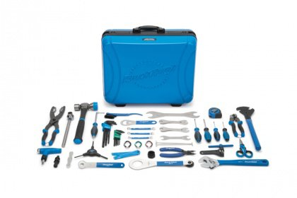 Набор инструментов Park Tool Professional Travel And Event Kit, 45 функций
