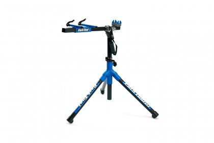 Ремонтный стенд Park Tool Super Lite Team Race Stand, складной, крепеж за каретку
