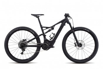 Электровелосипед Specialized Turbo Levo FSR Short Travel CE 29 (2017) / Черный