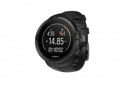 Спортивные часы Suunto Spartan Ultra Titanium (HR) / All Black