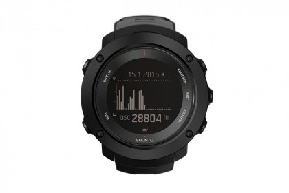 Спортивные часы Suunto Ambit3 Vertical (HR) / Black