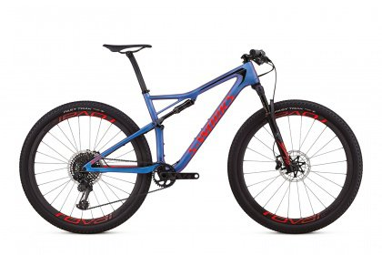 Велосипед Specialized Men's S-Works Epic XX1 Eagle (2018) / Фиолетовый