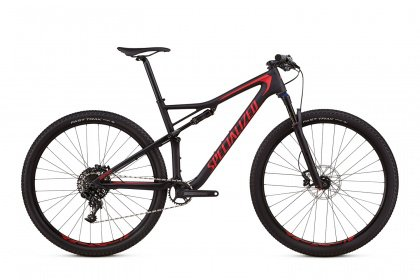 Велосипед Specialized Men's Epic Comp Carbon (2018) / Черный