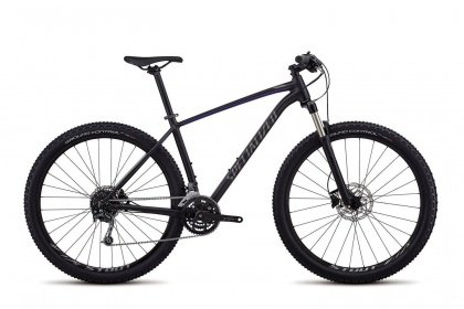 Велосипед Specialized Men's Rockhopper Expert (2018) / Черный