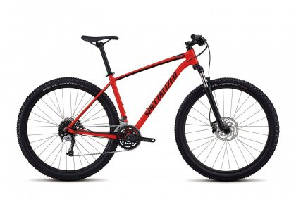 Велосипед Specialized Men's Rockhopper Comp (2018) / Красный
