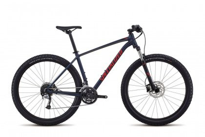 Велосипед Specialized Men's Rockhopper Comp (2018) / Синий