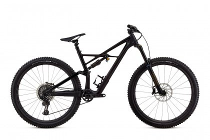 Велосипед Specialized S-Works Enduro 29/6Fattie (2018) / Черный