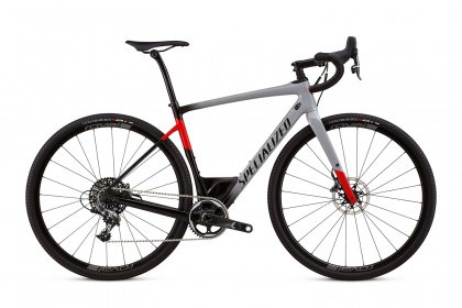 Велосипед Specialized Men's Diverge Expert (2018) / Серый