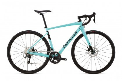 Велосипед Specialized Men's Diverge Comp E5 (2018) / Бирюзовый