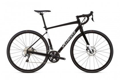 Велосипед Specialized Men's Diverge E5 Elite (2018) / Черный