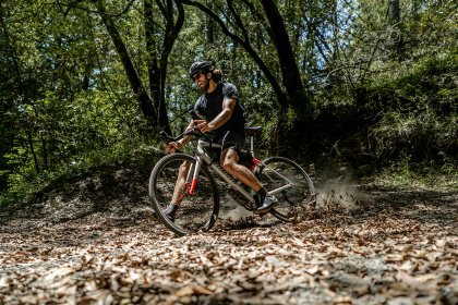Велосипед Specialized Men's Diverge Comp (2018) / Белый
