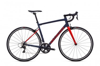 Велосипед Specialized Allez Sport (2018) / Сине-красный