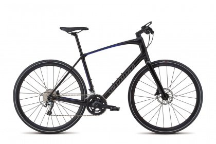 Велосипед Specialized Men's Sirrus Elite Carbon (2019) / Черный
