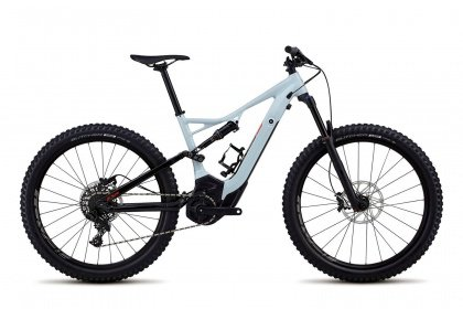 Электровелосипед Specialized Men's Turbo Levo FSR 6Fattie/29 (2018) / Голубой