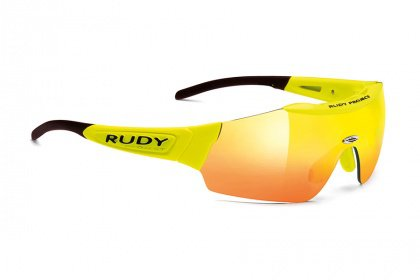 Очки Rudy Project Ergomask / Yellow Fluo Multilaser Orange