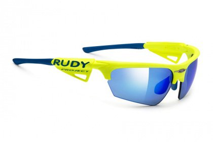 Очки Rudy Project Noyz Racing Pro / Yellow Fluo Multilaser Blue