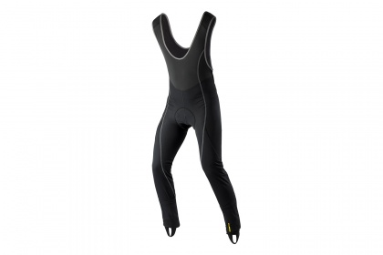 Велорейтузы Mavic Ksyrium Pro Thermo Bib Tight (2018) / Черные