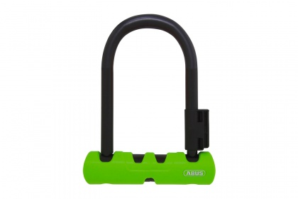 Велозамок Abus U-Lock Ultra Mini 410, высота 140 мм