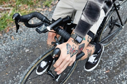 Велофонарь Knog PWR Commuter, передний