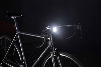 Велофонарь Knog Blinder Mob Kid Grid Front, передний