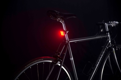 Велофонарь Knog Blinder Mob Kid Grid Rear, задний