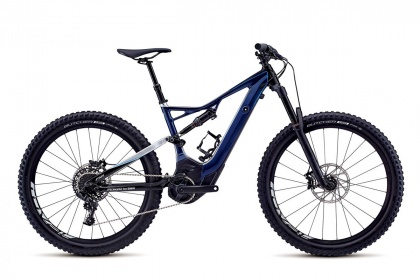 Электровелосипед Specialized Men's Turbo Levo FSR Comp 6Fattie/29 (2018) / BMW Limited Edition