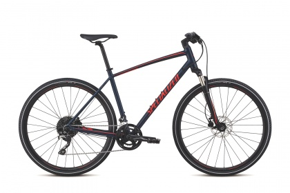 Велосипед Specialized CrossTrail Elite Alloy (2018) / Синий