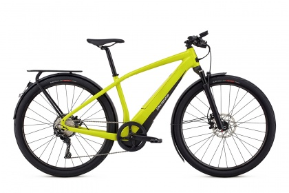 Электровелосипед Specialized Men's Turbo Vado 6.0 NB (2018) / Лимонный