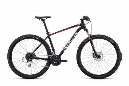Велосипед Specialized Men's Rockhopper Sport (2018) / Черный