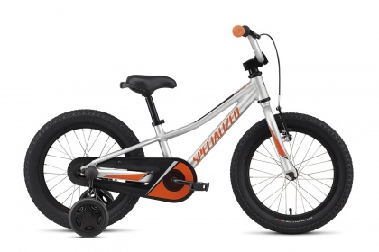 Детский велосипед Specialized Riprock 16 Coaster (2018) / Серебристый