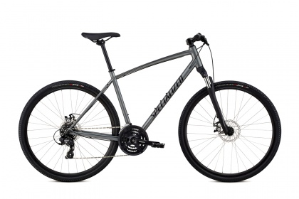 Велосипед Specialized CrossTrail – Mechanical Disc (2018) / Серый