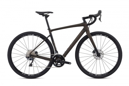 Велосипед Specialized Men's Diverge Comp (2019) / Коричневый