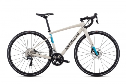 Велосипед Specialized Women's Diverge E5 Elite (2019) / Белый