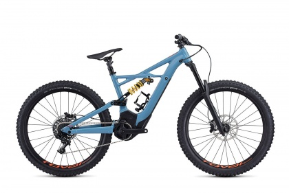Электровелосипед Specialized Turbo Kenevo FSR Expert 6Fattie (2019) / Синий