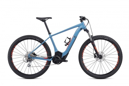 Электровелосипед Specialized Men's Turbo Levo Hardtail 29 (2019) / Голубой