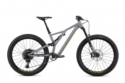 Велосипед Specialized Men's Stumpjumper Comp 27.5 12-speed (2019) / Серый