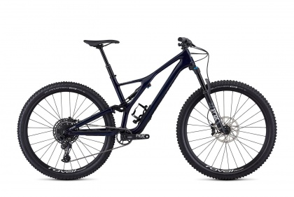 Велосипед Specialized Men's Stumpjumper ST Comp Carbon 29 12-speed (2019) / Синий
