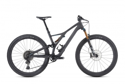 Велосипед Specialized Men's S-Works Stumpjumper ST Carbon 29 (2019) / Серый