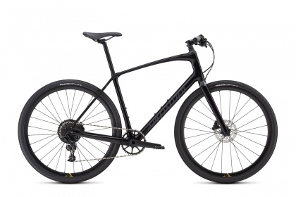 Велосипед Specialized Men's Sirrus X Comp Carbon (2019) / Черный