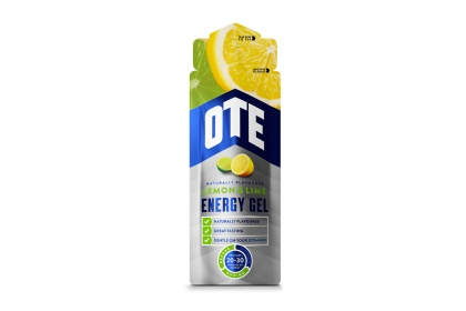 Гель изотонический углеводный OTE Energy Gel, 56 грамм / Лимон и лайм