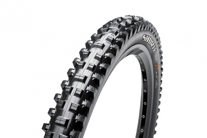 Велопокрышка Maxxis Shorty – 3C MaxxTerra EXO TR Triple, 27.5 дюймов