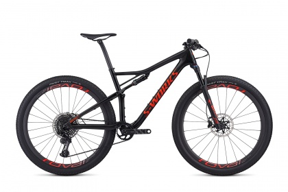 Велосипед Specialized S-Works Epic Men's Carbon Sram 29 (2019) / Черный