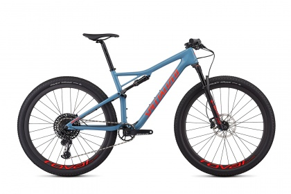 Велосипед Specialized Epic Men's Expert Carbon 29 (2019) / Синий
